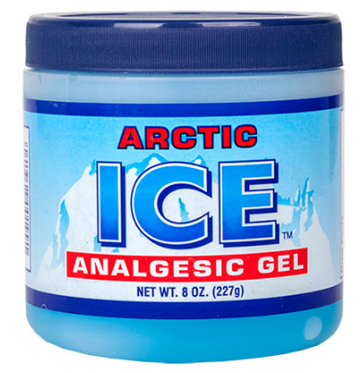 analgesic gel arctic ice