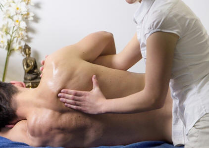 Massage Treatments alongside Chiropractic Treatment
